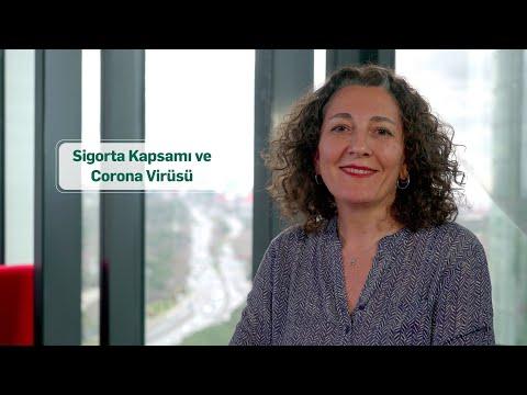 Elvan Atalay – Sigorta Kapsamı ve Corona Virüsü