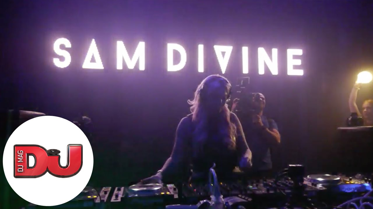 Sam Divine - Live @ DJ Mag Best Of British Awards 2015