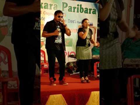 Singers Ansuman & Antarikshyaa Live