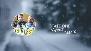 Marcus & Martinus, Katastrofe   Elektrisk Ft. Katastrofe (State One & Ayex2 Remix)