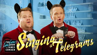 Singing Telegrams w/ Neil Patrick Harris