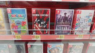 Nintendo New Games At Walmart -Oct 2019