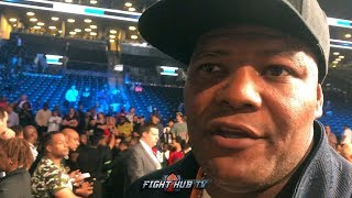 """LUIS ORTIZ ON JOSHUA V RUIZ """"RUIZ IS MEXICAN! HE CAN TAKE PUNCHES  & CAN MOVE AND COUNTER!"""""""