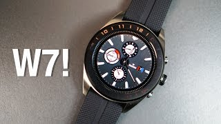 LG Watch W7: First Look and Tour!