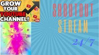 shoutouts live now - TH-Clip