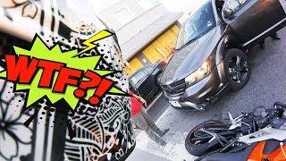 CRAZY PEOPLE VS BIKERS 2018 || Motorcycle Road Rage Compilation 2018 [EP. #299 ]