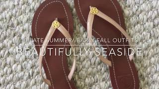 10 Late Summer / Early Fall Outfits