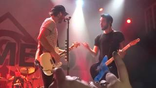 The Reckless and the Brave - All Time Low | Young Renegades Tour 2017 - Orlando, FL