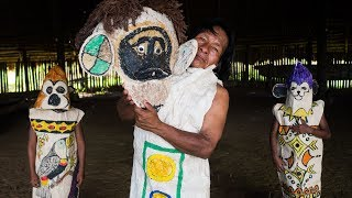 3. Амазонские приключения. Индейцы тикуна.