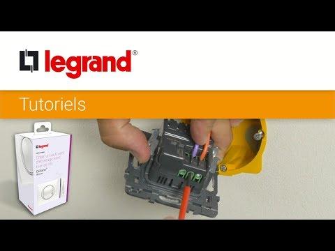 Prêt à poser Legrand : comment installer un va et vient d'éclairage sans tirer de fils