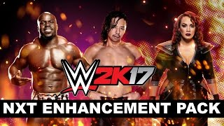 WWE 2K17 NXT Enhancement Pack DLC Now Available (Launch Trailer)