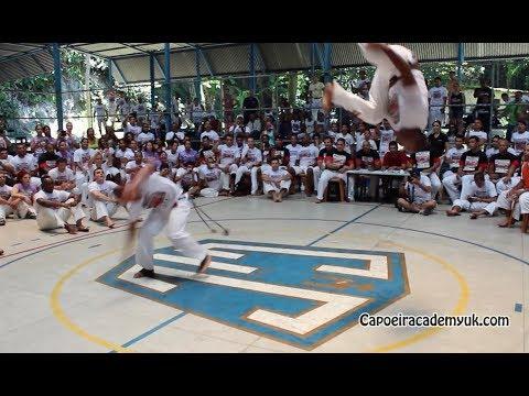 Capoeira Muzenza Mundial Rio de Janeiro | PROFESSORES FINAIS REGIONAL