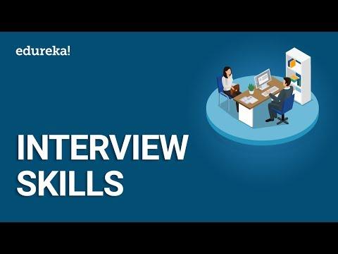 Job Interview Skills in 2020   Best Interview Tips to crack your Interviews   Edureka