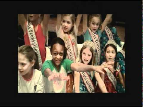 Jr. Pre-Teen State Queens Highlight Video-National Pageant 2010
