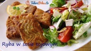 Ryba w sosie sojowym - TalerzPokus.tv