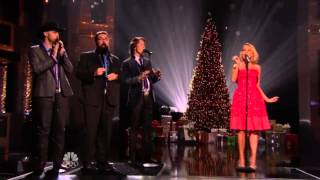 Have Yourself A Merry Little Christmas - Home Free and Jewel - The Sing Off Season 4 Finale HD