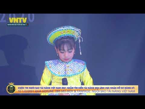 Cô bé hát Cải lương duy nhất Ngôi Sao Tài Năng Việt Nam ( Nguyễn Thị Thanh Thảo ) lực lượng kế thừa