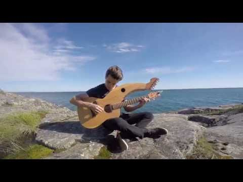 , title : 'Hey You - Pink Fl0yd - Harp Guitar Cover'