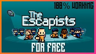 HOW TO GET *THE ESCAPISTS* FOR FREE PC 2019