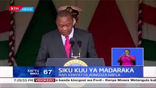 Rais Uhuru Kenyatta aashiria uwezekano wa kufanywa kura ya maamuzi kabla ya uchaguzi mkuu wa 2022