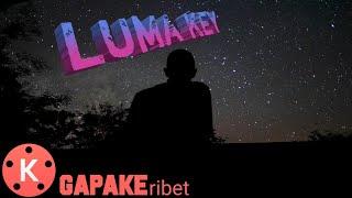 CARA MEMBUAT VIDEO LUMA KEY MUDAH - KINEMASTER