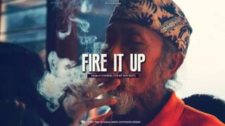 Rap Hip Hop Reggae Instrumental Beat - Fire it up 2016