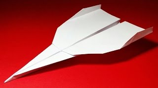 How to make a paper airplane - BEST paper planes that FLY FAR - Como hacer aviones de papel . Grey