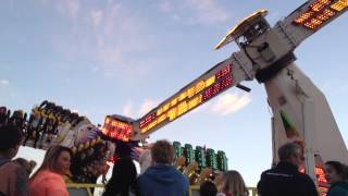 preview picture of video 'Nykiah and Maddi at Ballarat Show 2012'