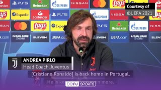 """Ronaldo is keen to score even more """"back home"""" in Portugal - Pirlo"""