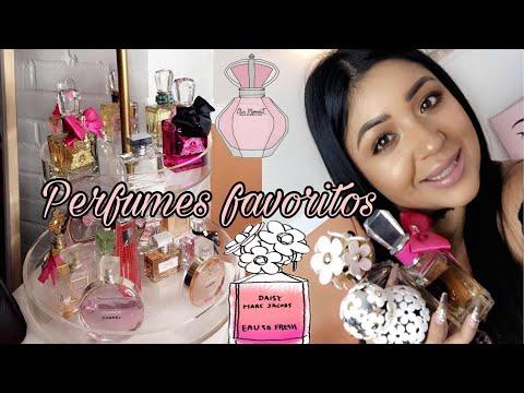 Mis Perfumes Favoritos / Ideas para Regalar en Navidad