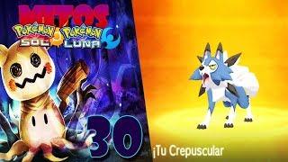 Rockruff  - (Pokémon) - ¿QUE PASA SI EVOLUCIONAMOS A ROCKRUFF AL ATARDECER?   MITOS EN POKÉMON SOL Y LUNA [#