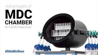 The newest laboratory freeze dryer by ilshinbiobase