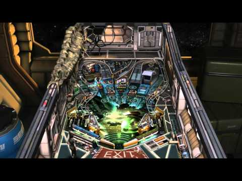 Alien: Isolation Pinball