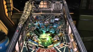 Aliens vs. Pinball: Alien: Isolation Trailer