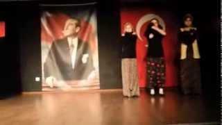 preview picture of video 'ÇORLU MEKTEBİM KOLEJİ 18 MART ÇANAKKALE ŞEHİTLERİ ANMA TÖRENİ'