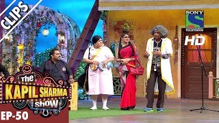 Dr Gulati Tries Breathless Singing The Kapil Sharma ShowEp509th Oct 2016