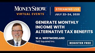 Generate Monthly Income with Alternative Tax Benefits