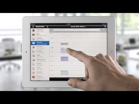 Video of Resco Mobile CRM for Dynamics