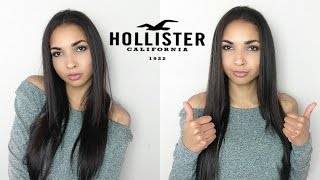 WORKING AT HOLLISTER   How To Ace The Interview (tips And Tricks)
