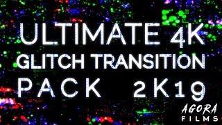 glitch overlay free - TH-Clip