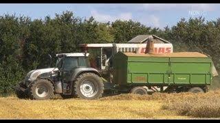 [Doku] Ackern Im Akkord, Getreideernte Auf Dem Wulfhof, Ausstrahlung Vom Oktober 2012