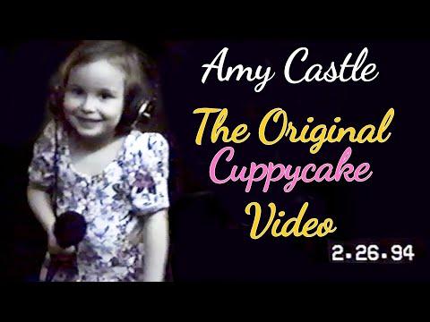Amy Castle - The Original Cuppycake Video
