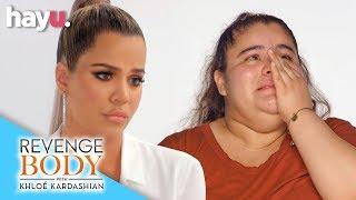 Khloé Kardashian Helps Young Woman Gain Confidence After Traumatic Past   Season 3   Revenge Body