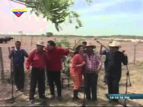Chávez canta Fiesta en Elorza con Cristóbal Jiménez, Reyna Lucero y ...
