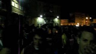 preview picture of video 'Fiestas de Almazan 2009, Truclodromo en la Brigata'