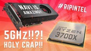 Intel is SCREWED! Ryzen 3000 is Going to Be AMAZING!