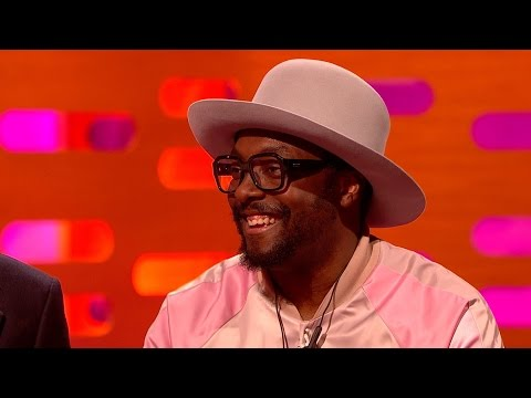 will.i.am on introducing Prince to Michael Jackson - The Graham Norton Show - BBC
