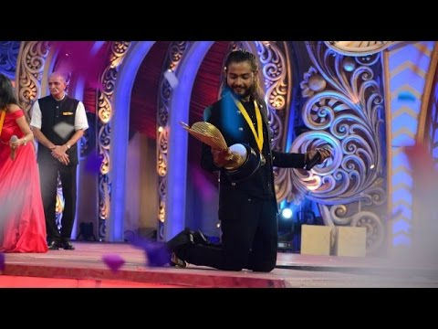 Sa Re Ga Ma Pa 2016 : Grand Finale : WINNER declared! Kushal Paul walks away with the trophy