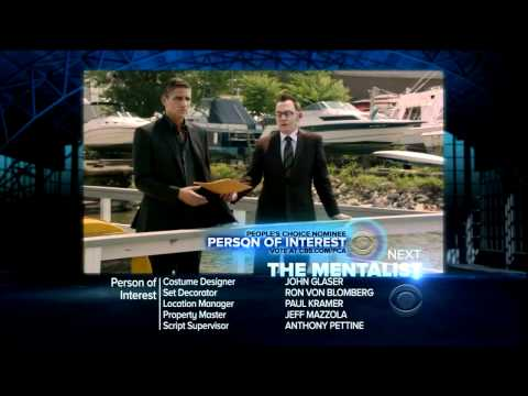 Person of Interest 1.09 (Preview)