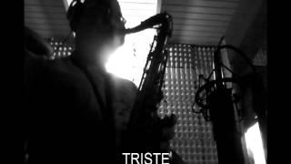 TRISTE - Tom Jobim - SML RevD TENOR SAXOPHONE